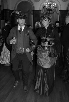 Steampunk - Costume - Keep Calm and Craft On