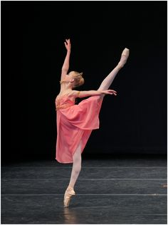 Katia Almayeva at YAGP, 14 years old