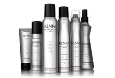 Kenra - great cruelty free hair products