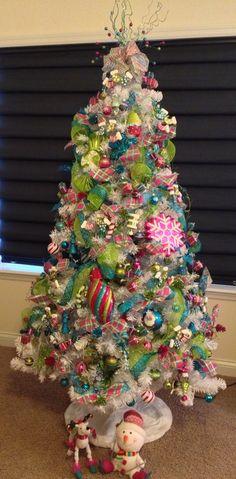 Christmas Tree Themes -