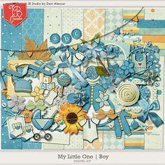My Little One: Boy by JB Studio