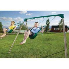 Lifetime 10 ft. Swing Set