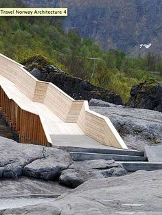 Architectural Hiking Trails