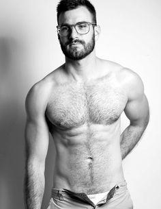 ... beards, hairi, sexi, glasses, fashion styles, hot guy, men, boy, man
