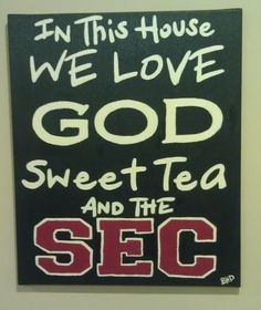 SEC canvas... UGA version.....need to change to Orange and white!