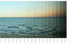 Beach Sunset Timelapse Pic