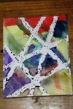 kids easy canvas art