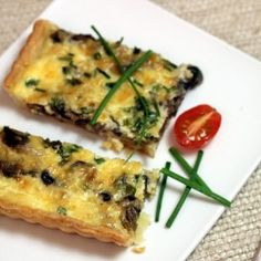 Frittata, Strata, Quiche & Omelettes! on Pinterest
