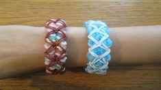 Rainbow Loom- Ana Bracelet (Original Design)