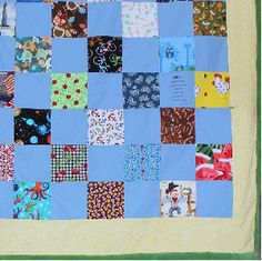 Cuddle up and play with this Fuzzy and Fun I-Spy Quilt, which is a blanket and a game all in one. Follow this guide to learn how to make a quilt that is not only cozy but also provides hours of family fun.