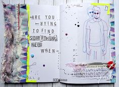 SODAlicious: No18 ► art journal  Guru