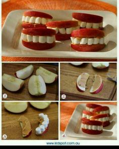 These are so funny... I'm just going to make them as everyday snacks :)
