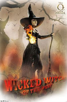 Oz the Great and Powerful - Wicked Witch