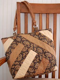 RGA Design LLC: Strips for Stripes Bag
