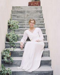 Tuscan-Inspired Bridal Portraits | Burnett's Boards