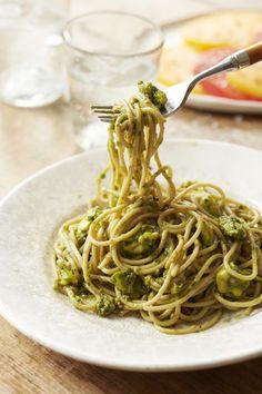 Avocado Pesto Pasta #myplate #veggies #pasta