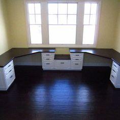 Corner Desk Design, Pictures, Remodel, Decor and Ideas - page 4