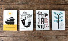 Poplarville Postcards