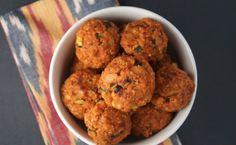 Quinoa Zucchini Meatballs