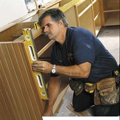 9 things you need to know about kitchen cabinets before buying.   Photo: David Carmack   thisoldhouse.com