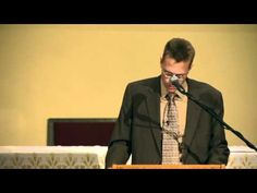 "Dr. John Bergsma at the ""Supper of the Lamb"" ConferenceThis is an hour long but it is simply SPECTACULAR - take the time to listen!"