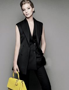 Jennifer Lawrence Miss Dior FF14/15 Promotional Shoot
