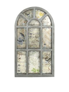 Ella Elaine Antiqued Wall Mirror at MYHABIT