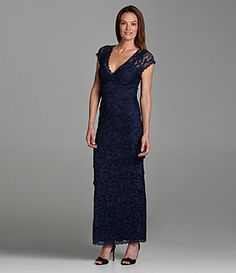 Another lace dillard's dress