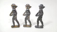 3 WWI Lead Soldiers  Marching Doughboys by UrbanRenewalDesigns, $29.99