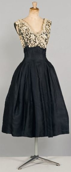 Christian Dior, 1955.