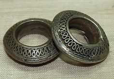 Silver Ethiopian Wedding Rings