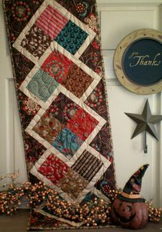 Village Creek Quilts - Lodi, WI - Patterns - Simple Charms