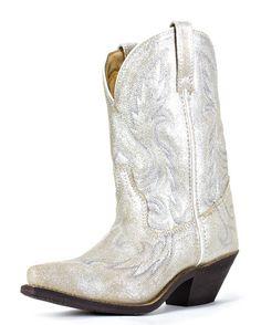 Women's Jupiter Boot - Metallic Silver