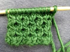 How to honeycomb cable - LoveKnitting blog