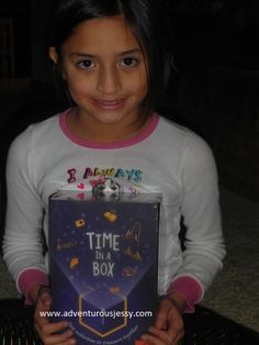 Time In A Box the be