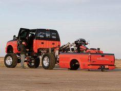 F350 w/Hydraulic box