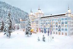 Kempinski Grand Hotel Des Bains Hotel - St. Moritz - Switzerland