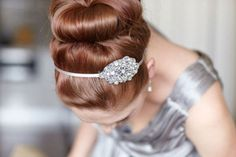 Вдохновение: причёски для невесты в классическом стиле