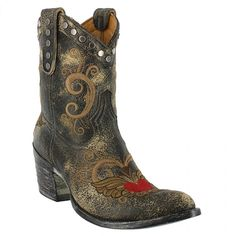 Old Gringo Little G cowboy boots - Enter the giveaway on Horses & Heels blog.