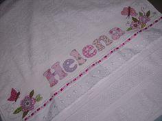 Toalha Helena, nova encomenda entregue.. by *Sonhos e Retalhos*, via Flickr