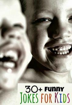 30 funny jokes for kids