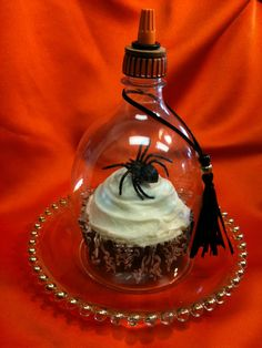 Get Wacky and Crafty with Pattiewack!: Cupcake Cover - DIY Recycle Craft