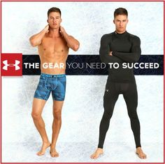New Under Armour collections at International Jock