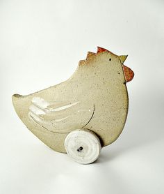Ceramic Chicken...