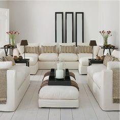 Fotos de Salas Fotos de Sala y Comedor Diseño de Interiores consejos para decorar salas decoracion de salas