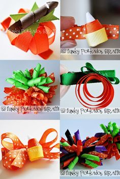 Halloween Clippies how to's