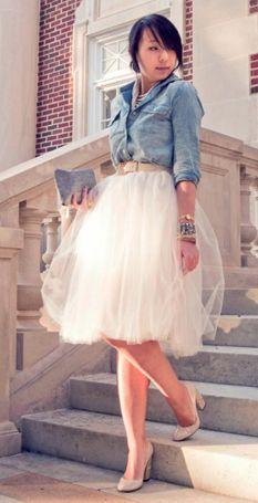 #tutu tulle  fashion teen #2dayslook #new #fashion #nice  www.2dayslook.com