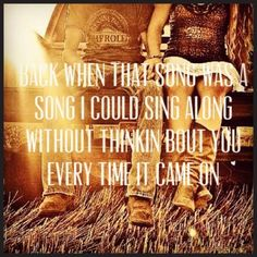 we were us // keith urban & miranda.