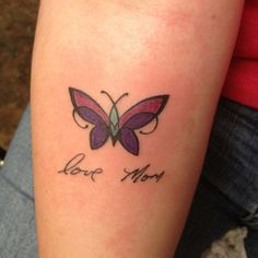 This is mine! In memory of my mother who I lost to lupus. Love mom from a birthday card