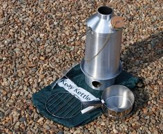 Gear Review: Kelly Kettle + GIVEAWAY! AUGUST 1, 2013